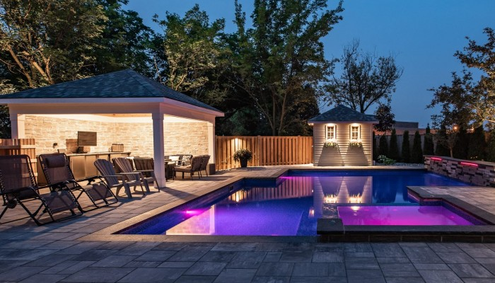 Pool & Landscape Design